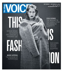 The Village Voice - Fall 2016