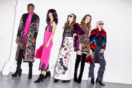 Alice + Olivia - Fall/Winter 17