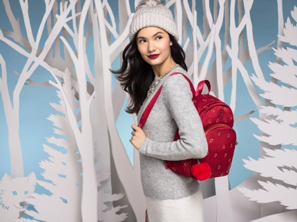 Kipling - Snow White Holiday 17 Collection